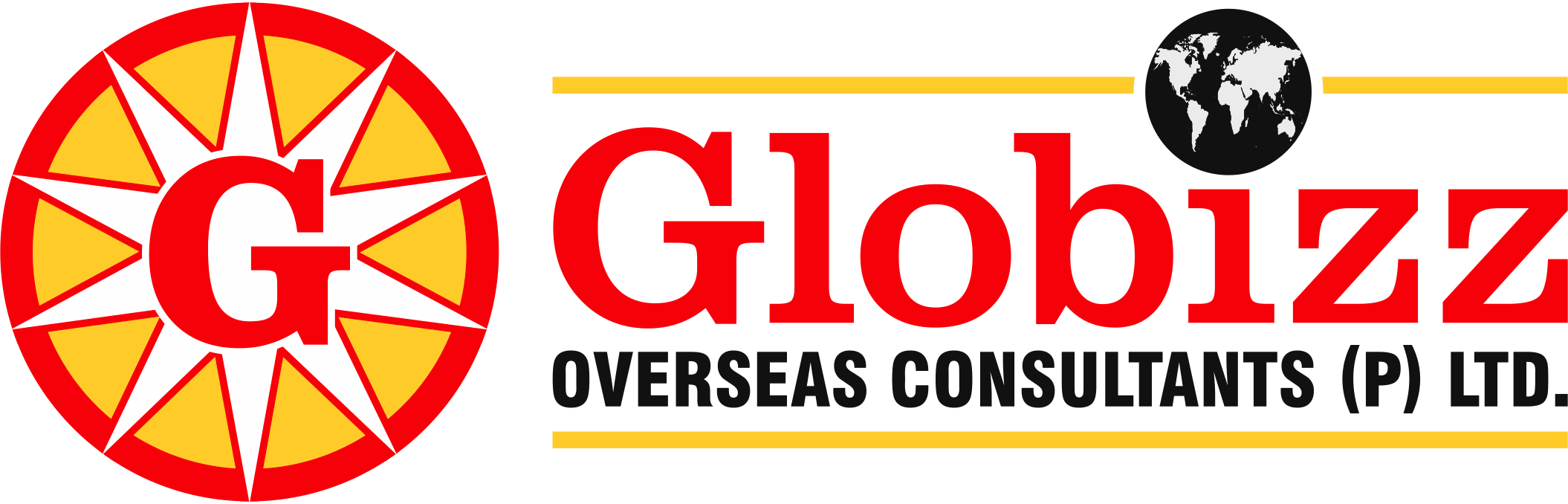 Globizz Overseas Consultants New Logo