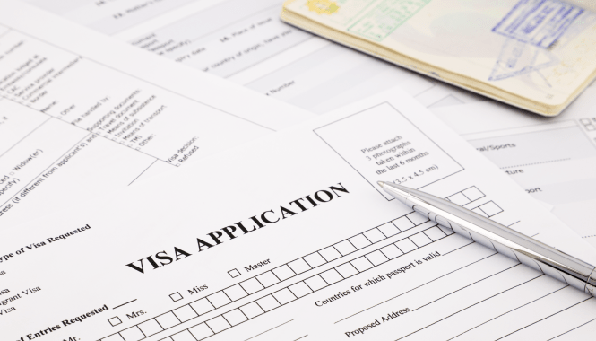 Australian Study Visa Application