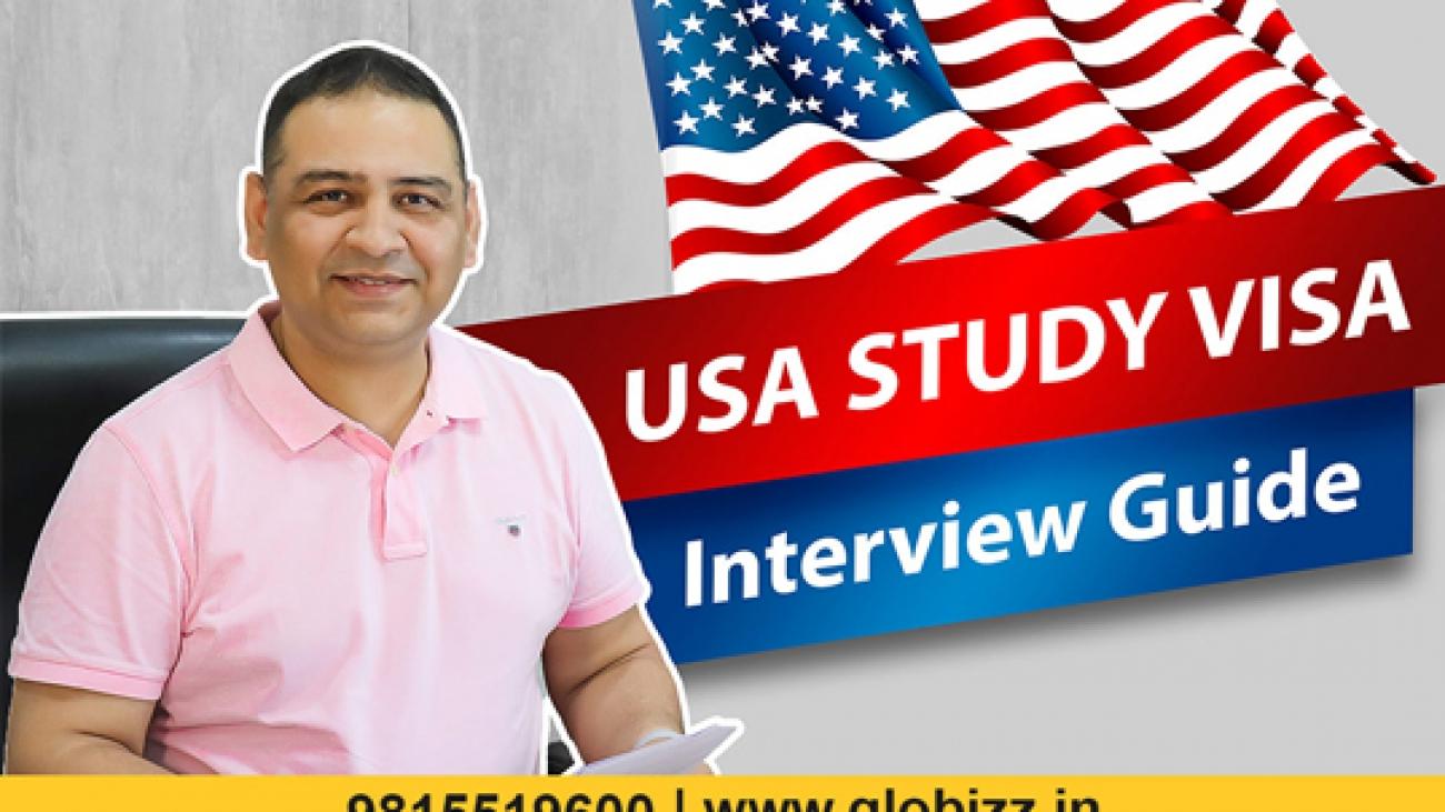 Study Visa USA Interview Guide